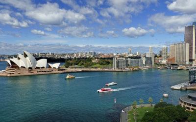 #2 We zijn gearriveerd in Sydney